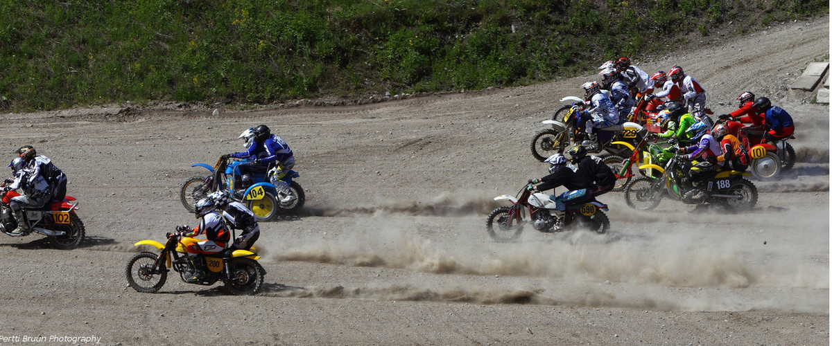 Motocross vuokraus